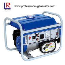 Gerador de gasolina 700W com motor de 2 tempos