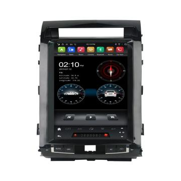 Toyota Land Cruiser 2007-2015 audio carplay