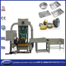 Le meilleur service de machine automatique de récipient de papier d'aluminium
