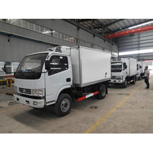 Dongfeng 3 ton refrigerator truck