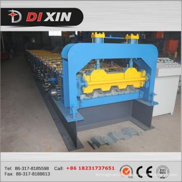 Folhas de Decking de Pavimentos de Alumínio Máquinas de Forjamento de Resfriamento