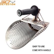 Gold Hunter Hand Held Metal Detector Gold Digger Shovel Spade Stainless Steel Sand Scoop