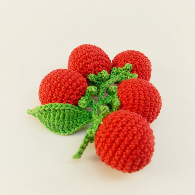 Cotton Crochet Toy