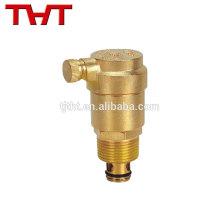 латунь автоматический воздушный вентиляционный клапан выпуска