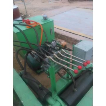 Mesin Can Aluminium Baler