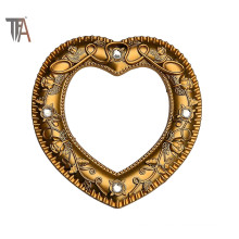 Colorful Heart Shape Curtain Tie