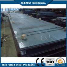 Premier chaud faible teneur en carbone d'acier plat laminé à