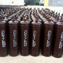 Africa air bottle 40L 47L 50L high pressure industrial welding oxygen acetylene gas cylinder