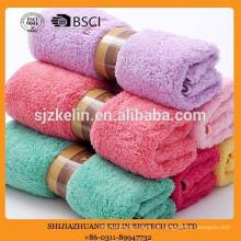 toalha de microfibra de volume super barato venda quente