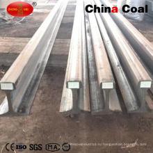 Железнодорожный тяжелый стальной рельс U71mn стальной рельс для железной дороги