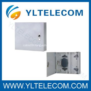 Wallmount Fiber Optic Splitter Terminal Box
