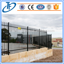 Australia standard good quality garrison security fencing,Models of Gates and Iron Fence