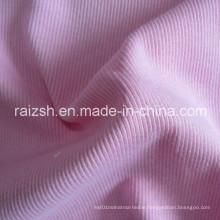 2X2 Rib Knitting Fabric CVC Rib Dyeing Knitting Fabric
