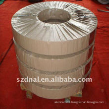 1050 aluminum coils used in heat exchanger
