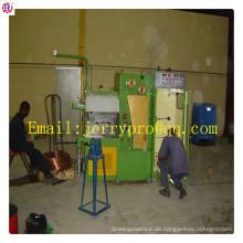 Kupferdraht Produktionslinie