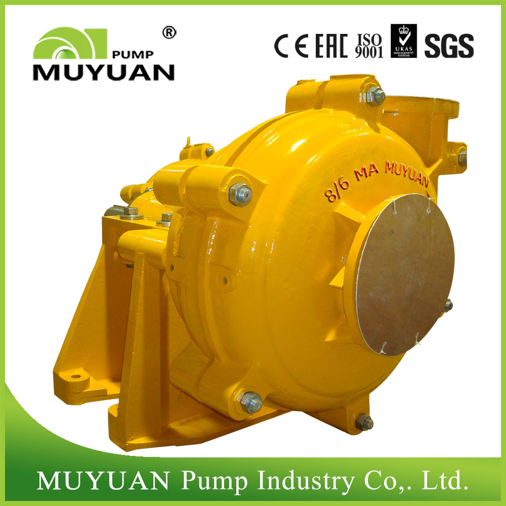 Bottom And Fly Ash Slurry Pump