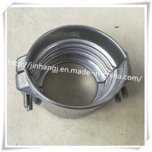 Aluminium DIN 2817 Sicherheitsschlauchklemme