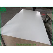 Melamine Laminated MDF Board/Melamine MDF Board/MDF Melamine Board/MDF
