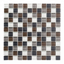Crystal Glass Mosaic Tile Mixed Glass for Bathroom Decoration