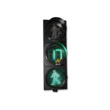 300-миллиметровый цифровой таймер обратного отсчета светодиодный пешеходный светильник