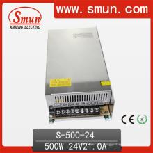 Fuente de alimentación de conmutación 500W 24VDC 20A