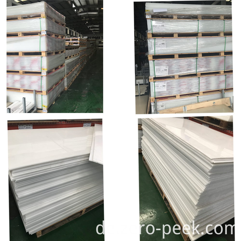PP SHEET STOCK
