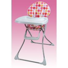 Cadeira alta do bebê