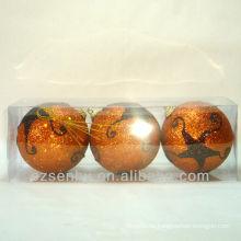 Dekorative Weihnachten Styropor Ball Ornament