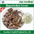Extracto de casca de magnólia natural em pó por extracção de CO2