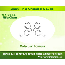 3236-71-3   4,4 '- (9-Fluorenyliden) diphenol   Fluoren-9-bisphenol   Fabrikpreis; Großer Vorrat