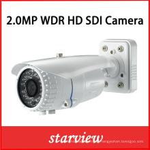 1080P 2.0MP HD Sdi WDR impermeable Cámara de seguridad CCTV de bala