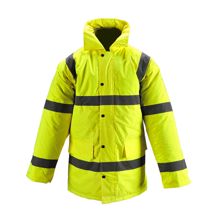 Police Safety Raincoat