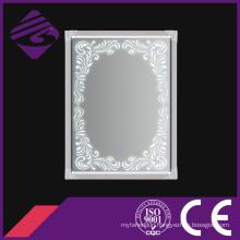 Jnh274ss New Style Rectangle Framed LED Backlit Glass Bathroom Mirror