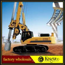 Plate-forme rotatoire hydraulique mobile de chenille à vendre