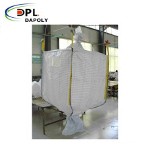 Dapoly 1000kg 2000kg conductive FIBC bulk bag Type C anti-static chemical protective jumbo bag