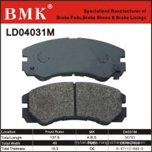 High Quality Brake Pads (D4031M)