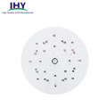 Vehículo Light Round PCBA 94v-0 LED PCB Board Aluminio PCB