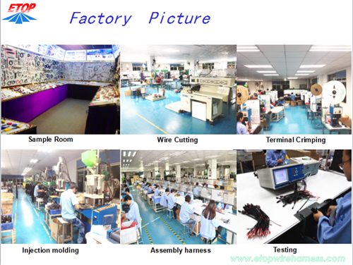 Wire Harness Factory
