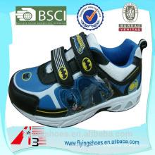 2015 new design children's sports shoes wholesale hero