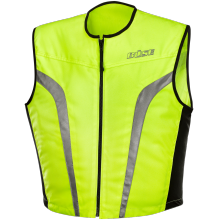 EN1150 Reflective Safety Vest with zipper