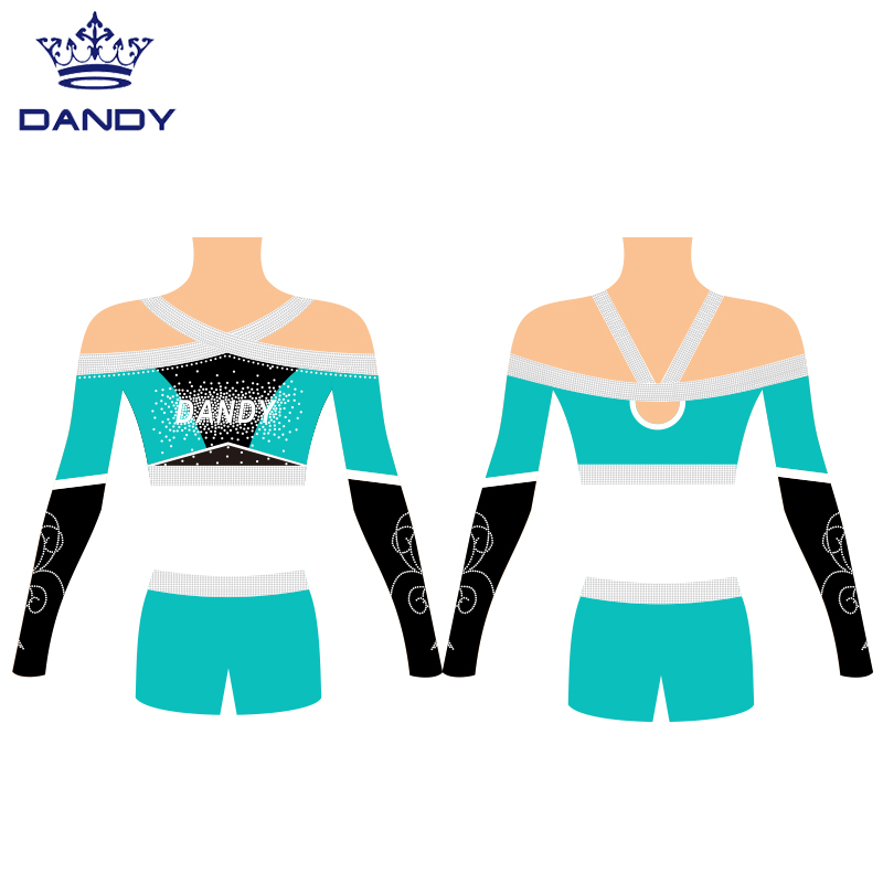 cheerleader clothing brand