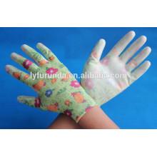 SÉCURITÉ femme jardin Travail po revêtu de gants en nylon