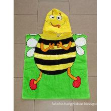 100% Cotton Children Poncho Towel