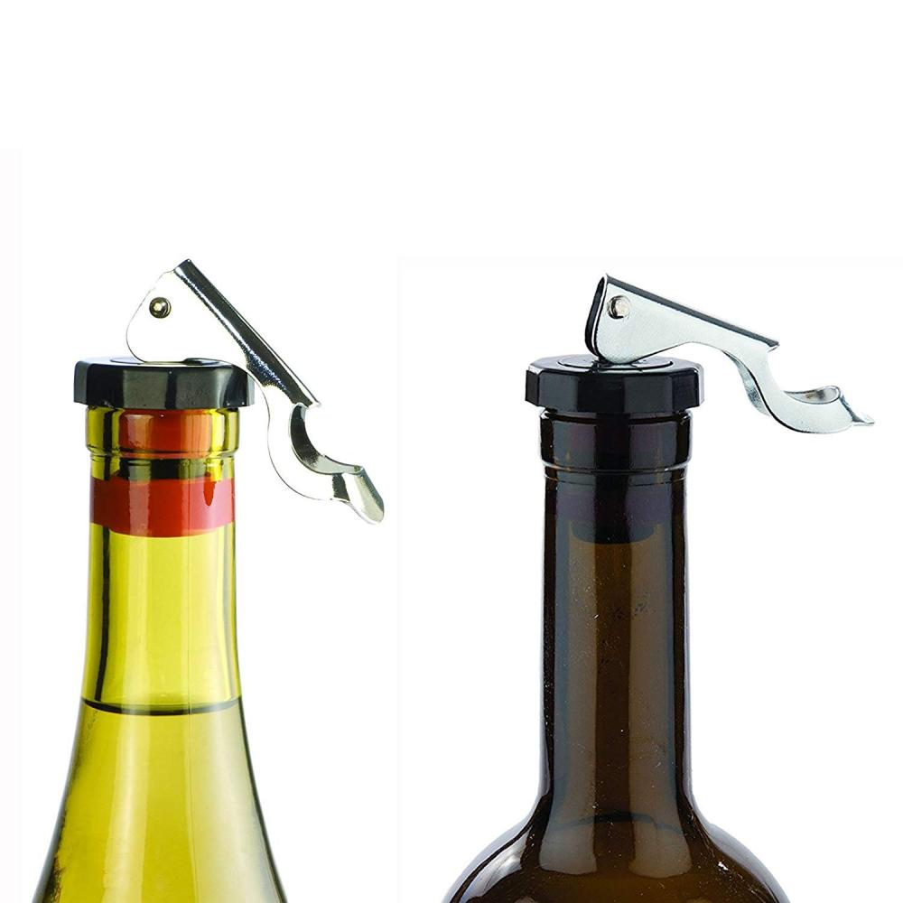 Flip Top Bottle Stopper