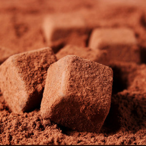 Non-alkalized unsweetened cocoa powder