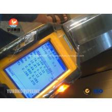 Bridas de acero Inconel Alloy 600 ASTM B564 N06600