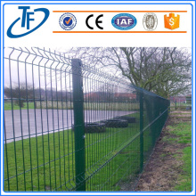 welded wire mesh fence for boundary wall