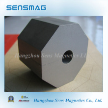 Big Block Permanent Sm2co17 Rare Earth Magnets for Instruments, Sensors, Military