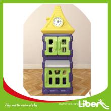 simple children plastic storage children toy cabinet series LE.SK.032