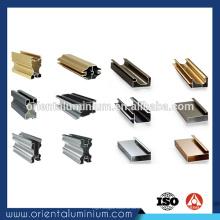 Extrusão de comprimento personalizado alumínio